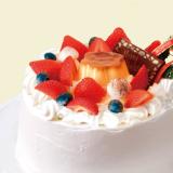 デラックスクリスマスケーキ